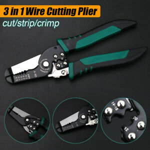 3-in-1-Cable-Wire-Stripper-Cutter-Crimper-Plier-Multifunctional-Terminal-Tool