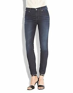 new-Lucky-Brand-Brooke-skinny-Larimar-dark-wash-ankle-jeans-sz-14-32-x-30