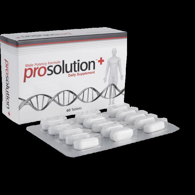 ProSolution Plus 1 Month Male ENHANCEMENT Last Longer + Premature Ejaculation