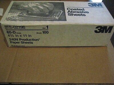 3-3//4 X 10 120J GRIT SANDING SHEETS A439-100
