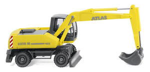 Wiking-066103-1-87-Mobilbagger-Atlas-2205-M-Neu