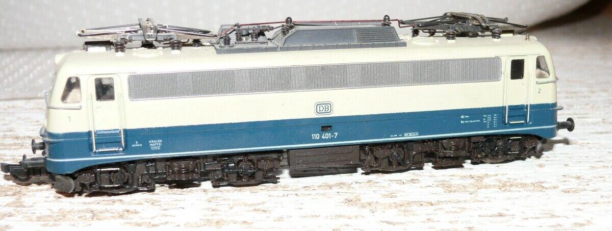 S65 roco 4137b 43424 e Lok br 110 401-7 DB