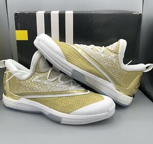 adidas-Crazy-Light-Boost-Rising-Stars-ASW-White-Gold-Marcus-Smart-Sz-13-Yeezy
