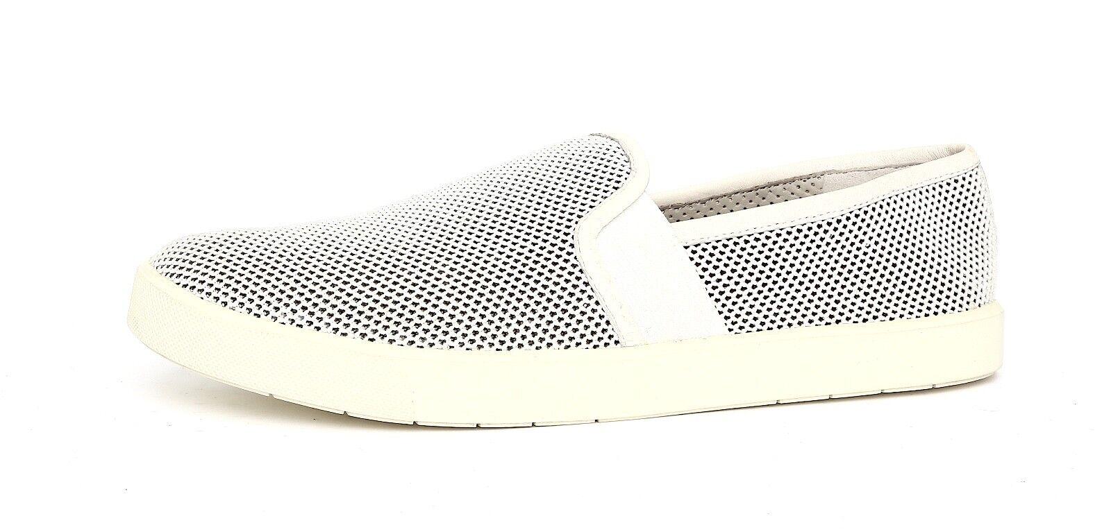Vince Vince Vince para mujer Slip On blancoo Marfil Cuero Zapatos Talla 8.5 M 4192  servicio de primera clase
