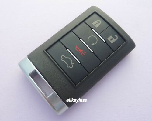 OEM CADILLAC STS CTS DTS keyless entry remote SMART KEY transmitter in NEW CASE