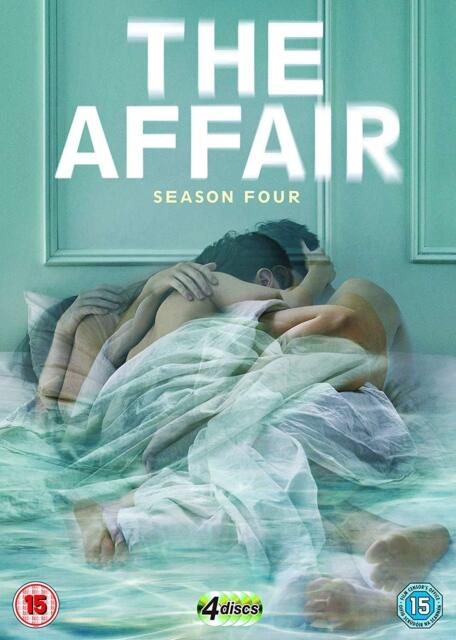 The Affair Season 4 DVD (2018) REGION 2 UK