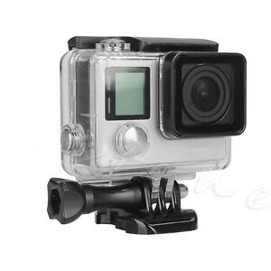Underwater Waterproof Diving Protective Housing Case Cover for GoPro Hero 4 SP