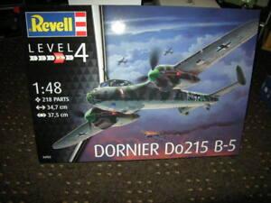 1-48-Revell-level-4-Dornier-do215-b-5-n-04925-OVP