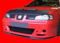 Seat Ibiza 6k2 1999-2002 Custom Car Hood Bra Nose Front End Mask