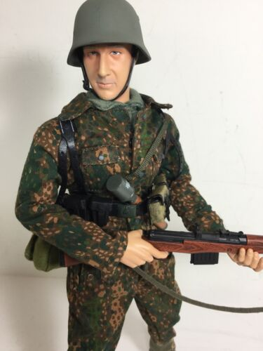 "1//6 BBI Allemand SS Grenadier Ardennes G-43 /""Battle of TGE Bosse/"" WW2 DRAGON DID Radio Control"