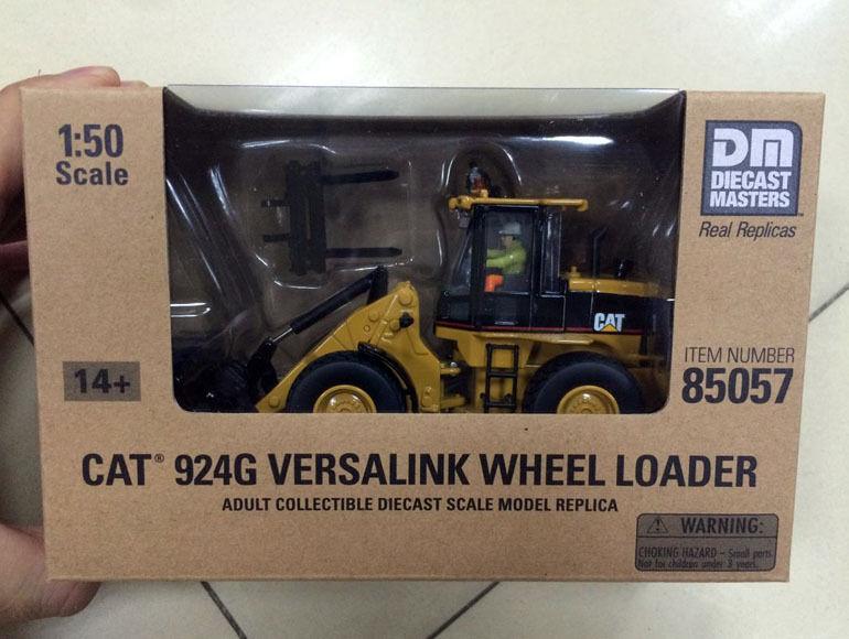 Caterpillar Cat 924G Versalink Wheel Loader 1 50 By DieCast Masters DM85057