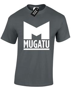 MUGATU MENS T SHIRT DEREK ZOOLANDER HANSEL BLUE STEEL MOVIE WILL FERRELL HUMOUR