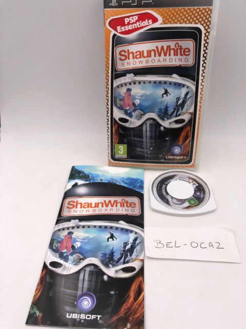 Shaun white - collection essentials psp Avec Notice