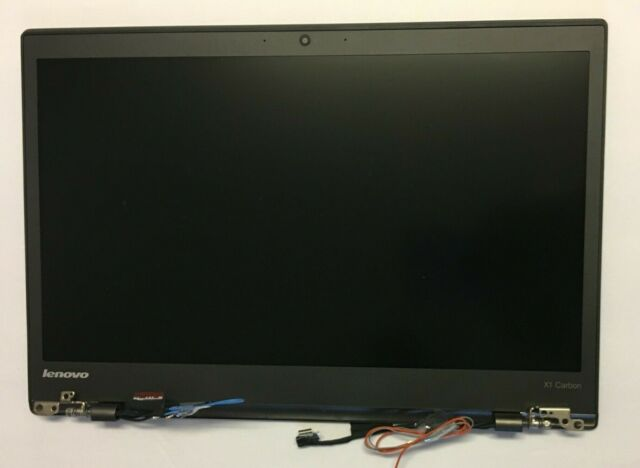 14 2560x1440 IPS LED LCD Display Touch Screen Digitizer Assembly for Lenovo ThinkPad X1 Carbon 2015 3rd Gen