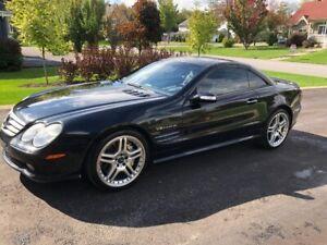Mercedes SL55 AMG 2004  $24 500