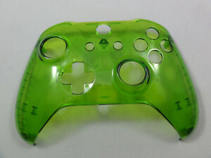 Transparent-Green-Front-Shell-For-Xbox-One-S-Controller-New-Model-1708