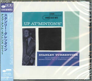 STANLEY-TURRENTINE-UP-AT-MINTON-039-S-VOL-1-JAPAN-CD-Ltd-Ed-C41