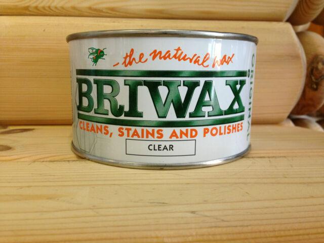 Briwax/ Wax/ Furniture Wax/ Clear/ 400grms
