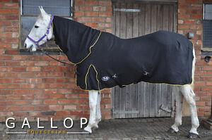 Image Is Loading Luxury Fleece Rug With Full Combo Neck Cover