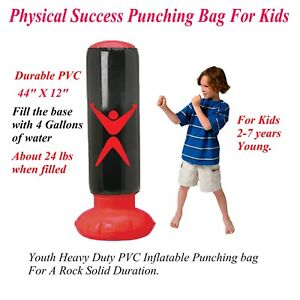 Details About Youth Inflatable Punching Bag For Kids