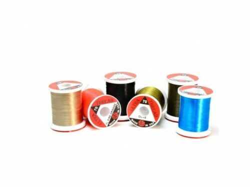 UTC 70 /& 140 Denier Fly Tying ThreadMultiple Colours Available