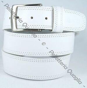 Cintura-Pelle-Bianco-Cuoio-Uomo-Donna-Artigianale-Made-In-Italy-4-0-cm-c2