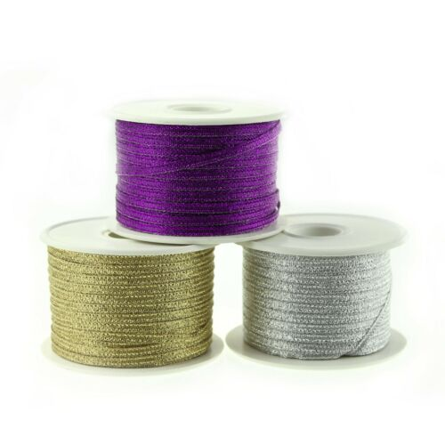 1-1//2-inch 1//4 5//8 Nylon Taffeta Ribbon Christmas Giftwrapping 1//8 3//8 7//8