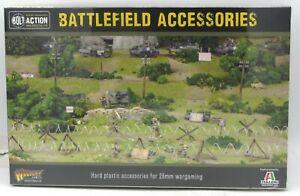 Bolt-Action-402010001-Battlefield-Accessories-Western-Europe-WWII-Terrain-NIB
