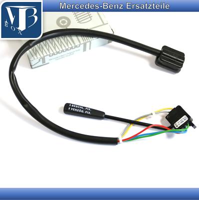 NEW Mercedes R107 W114 W116 W123 Cruise Control Switch Genuine 0045458724