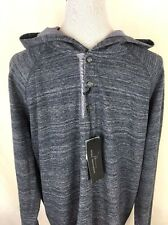Marc Anthony Mens XXL Lightweight Hoodie Blue NWT MSRP $60