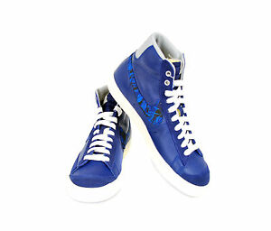Nike Men s Blazer Mid `77 PRM VNTG Trainers Royal Blue UK 9.5 RRP ... 47f5ee3df53b
