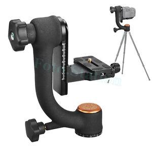 Pro-Gimbal-Ball-Head-Bird-Swing-For-Camera-DSLR-Tripod-Telephoto-lens-Load-17lbs