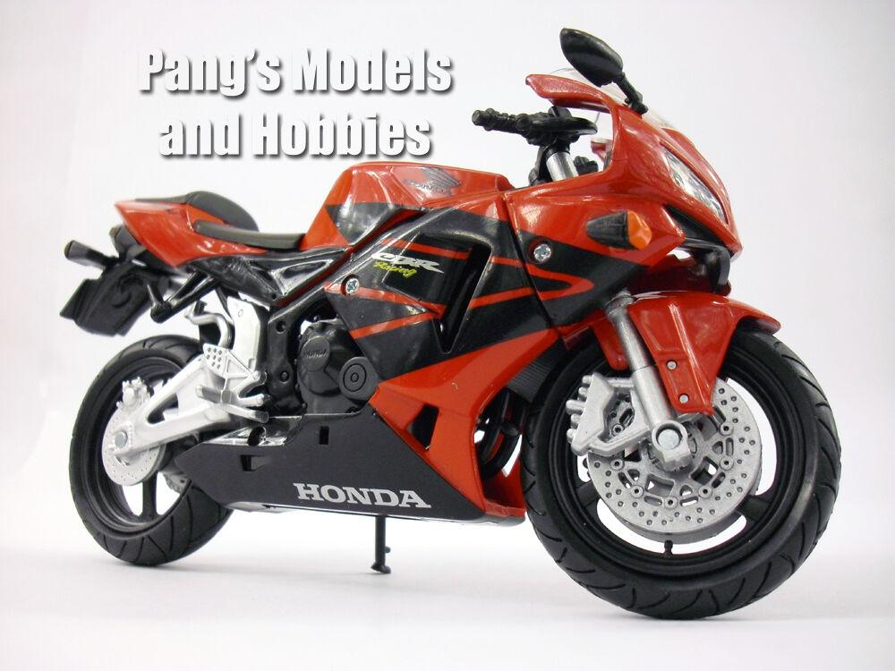 1//12 MOTO HONDA CBR 600F 4i ROUGE 2000 NEWRAY