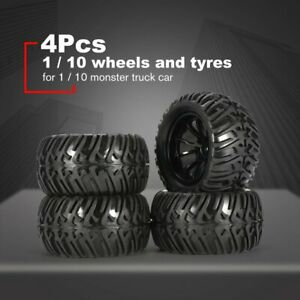 4Pcs-125mm-Wheel-Rim-Tires-for-1-10-Monster-Truck-Racing-RC-Car-Accessories