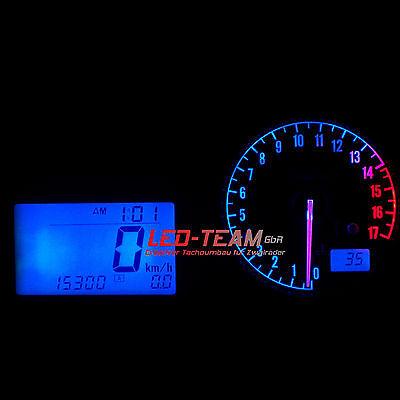 Honda CBR 600F4i BJ 01 06 Motorrad Tacho Beleuchtung Umbau