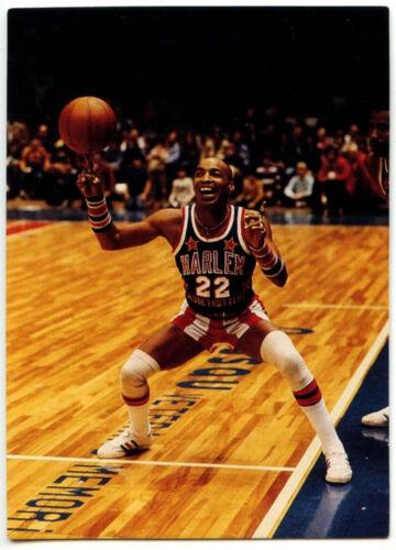 C603 Transportant Torch #70 COMIC IMAGES Harlem Globetrotters 1992 Basketball carte