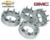 | 4 Pc | 8 Lug Wheel Spacer| 8x6.5 To 8x6.5 Mm| 2 Inch |14x1.5| 1 Day Shipping