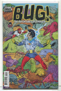 Bug-The-Adventures-Of-Forager-5-NM-DC-Comics-CBX19