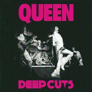 Queen-Deep-Cuts-Volume-1-1973-1976-2011-CD-NEW-SEALED-SPEEDYPOST
