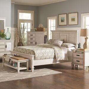 Details about Coaster Fine Furniture Franco Queen 10 Piece Bedroom Set  Antique White