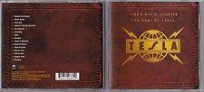 Tesla  - Time's Makin Changes: The Best of Tesla (CD, Nov-1995, Geffen)