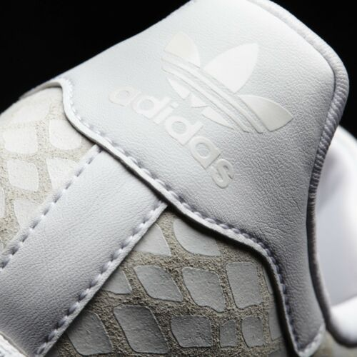 Superstar Adidas 5 sneakers 10 da pelle in Nuove bianca donna wp6FRqEE