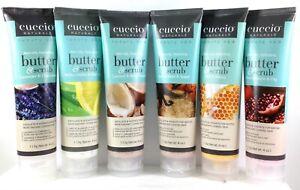 CUCCIO-Naturale-Butter-amp-Scrub-4oz-113g-Pick-Any
