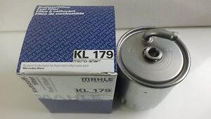 Mercedes-ML270-CDi-Diesel-Fuel-Filter-Genuine-Mahle-2000-2005