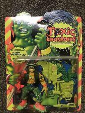 "1991 Toxic Crusaders Major Disaster 5"" Troma Avenger Boys & Girls, Playmates Toy"