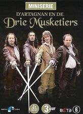 D'Artagnan En De Drie Musketiers - New DVD in SEAL!