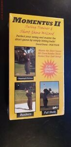 Details About David Duval Momentus Ii Swing Trainer Short Game Wizard