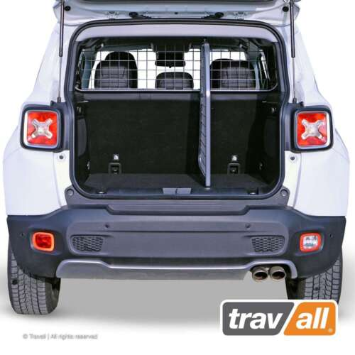 JEEP RENEGADE 2014- TRAVALL DOG GUARD DIVIDER BOOT TRAY MODEL