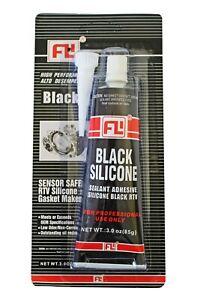 BLACK-RTV-Silicone-Gasket-Hi-Temp-Sealant-Maker-3-0-OZ-85g-Tube