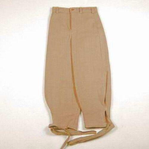 1//6 Battle Gear Toys 249 02 Pantalon Italien Beige Khaki WWII